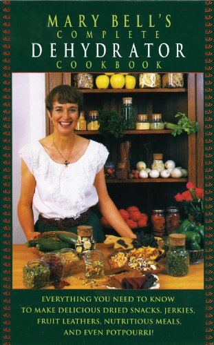 Mary Bell's Comp Dehydrator Cookbook (Cries Unheard The Story Of Mary Bell)