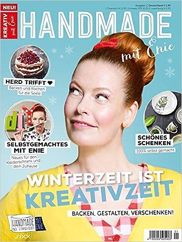 handmade mit enie das magazin zur sendung und schon ist wieder weihnachten amazoncouk van de meiklokjes 9783863553180 books rezept