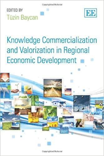 Book Knowledge Commercialization and Valorization in Regional Economic Development