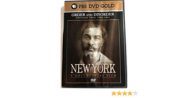 Amazon Com New York Order And Disorder Episode 2 1825 1865 Ric Burns Movies Tv