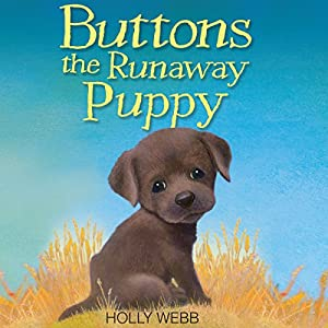 Buttons the Runaway Puppy Audiobook