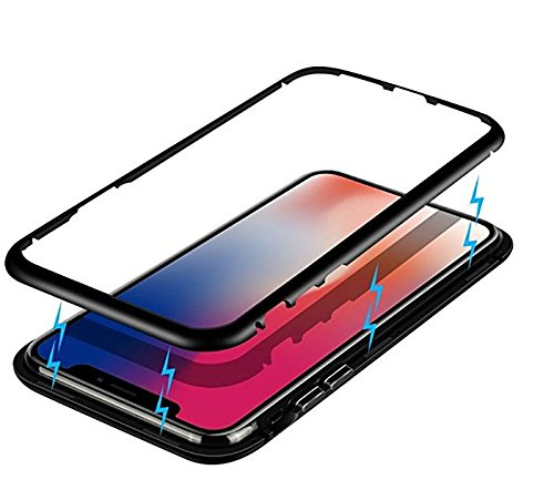 coque a absorption magnetique iphone x