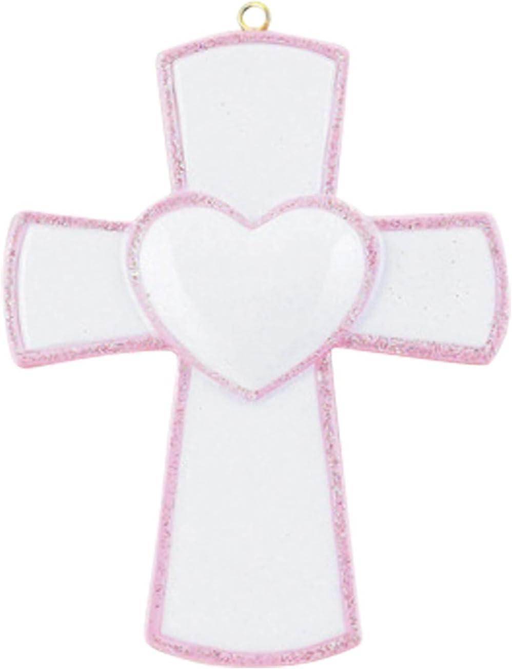 Christmas 2020 Christian Amazon.com: Personalized Cross Christmas Tree Ornament 2020