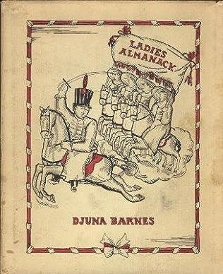 book cover of Ladies Almanack