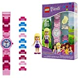 Clictime LEGO® Friends Stephanie Watch (New Packaging)