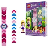 Best LEGO Friends Bracelet For Kids - LEGO Friends Stephanie Kids Buildable Watch with Link Review