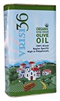 Vrisi36 Greek PGI Certified Extra Virgin Olive Oil from Lakonia, Greece