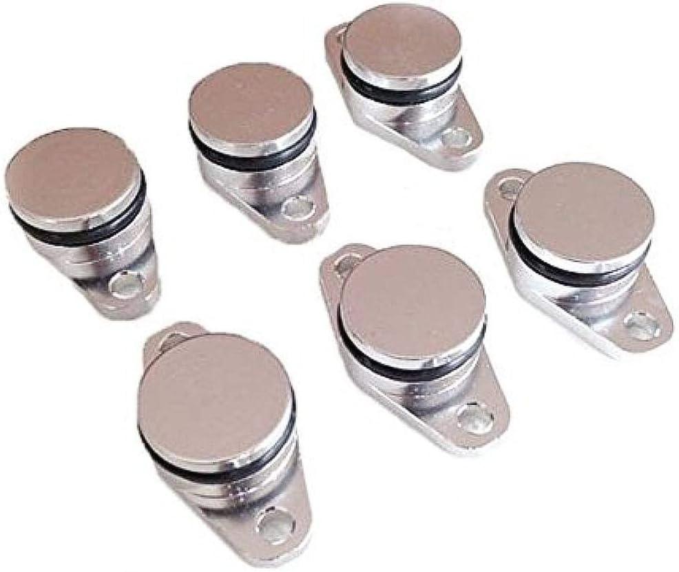 Twowinds 6 X Drallklappen Blindabdeckunge 32mm Swirl Flap E90 E91 E92 E93 E60 E61 E63 E64 E66 E83 E53 E70 E71 Elektronik