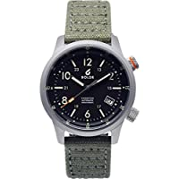 BOLDR Expedition Automatic Field Watch | Rushmore