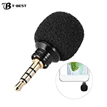 Cellphone Smartphone Portable Mini Omni-Directional Mic Microphone for Recorder for iPad Apple iPhone5 6s 6 Plus