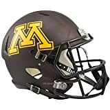 Minnesota Golden Gophers Officially Licensed NCAA Speed Full Size Replica Football Helmet