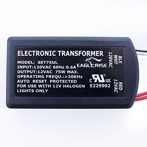 NSL 75 Watt Xenon Task Light Transformer 12 Volt