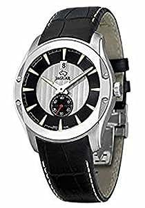 Jaguar j617/3 - Reloj de caballero, acero, correa en piel