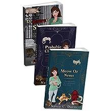Vanessa Abbot Cat Cozy Mystery Box Set (Books 1-3)