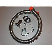 EU70GP Honda Generator Combustion Exhaust System