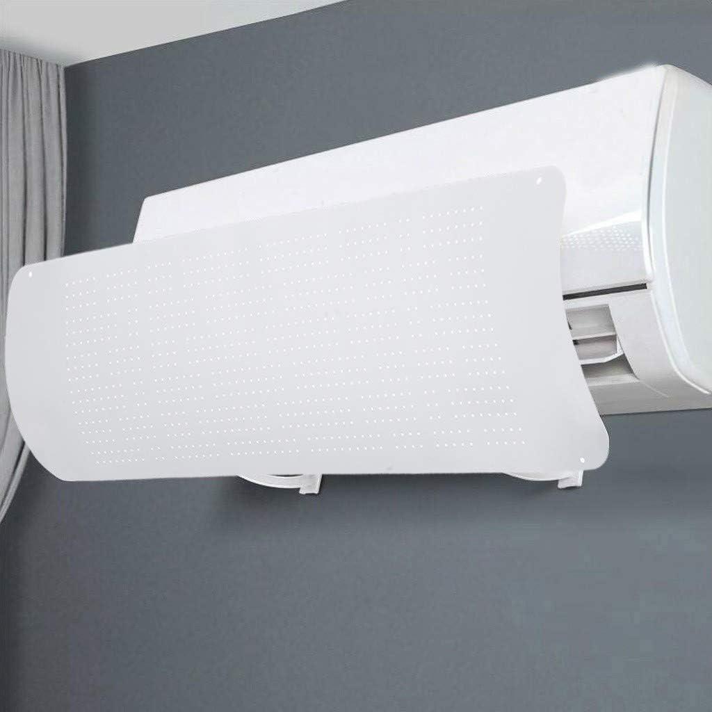 Deflessione di 180 gradi (Bianco) Deflettore aria condizionata Deflector de aire Acondicionado