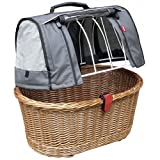 KlickFix rear basket Rixen & Kaul Doggy Basket Plus Fix