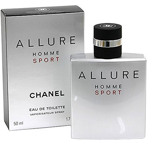 Chânel Allure Homme Sport EDT Spray for man 1.7 fl oz, - Chanel Allure By