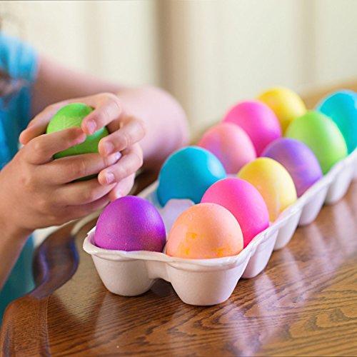 Chefmaster Liqua-Gel (4-Pack) Easter Egg Decorating Kit for Kids, 2.8oz All  Natural Food Color, Vibrant Food Colors for Easter Treats, Holiday ...
