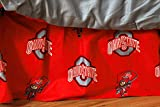 College Covers Ohio State Buckeyes Printed Dust