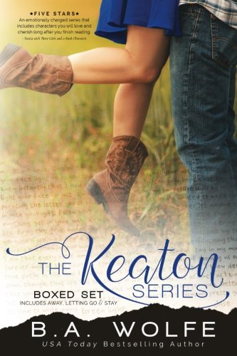 The Keaton Series Boxed Set by CreateSpace Independent Publishing Platform