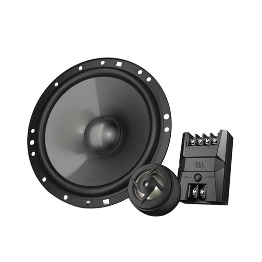 JBL CS-760CSI 6.5 Inches 2-Way 360W Component Set of 2 Car Speakers