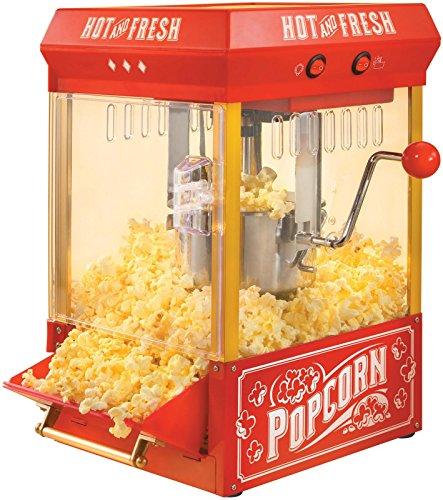 Nostalgia Electrics KPM200 Kettle Popcorn Popper image