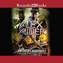 Never Say Die Audiobook by Anthony Horowitz Narrated by Simon Prebble