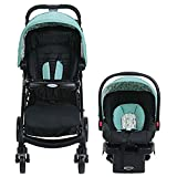 Baby Stroller and Car Seat Combo Premium Pram Travel System Graco Snap N Go Lightweight in Modern Style