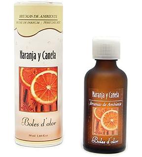 Bruma Ambients naranja y canela