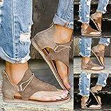Women's Posh Gladiator Sandals Casual Comfy Vintage