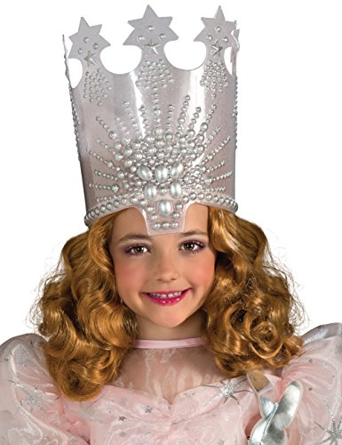 Good Witch Girl Costume (Wizard of Oz Glinda The Good Witch Wig, 75th Anniversary Edition)