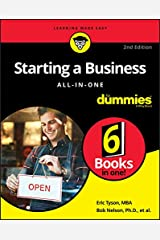 Starting a Business All-in-One For Dummies (For Dummies (Business & Personal Finance)) Kindle Edition