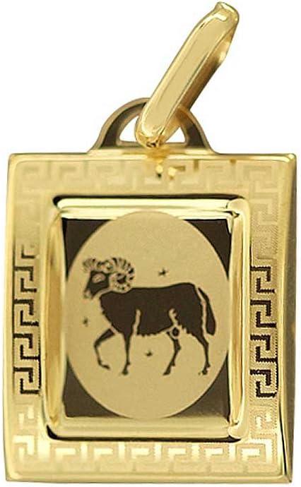 GOLDANH/ÄNGER STERNZEICHEN h494-h505 Hobra-Gold STERNZEICHEN GOLD 333 ANH/ÄNGER