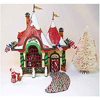 Department 56 North Pole Series Design Works Anniversary Event Edition 56733