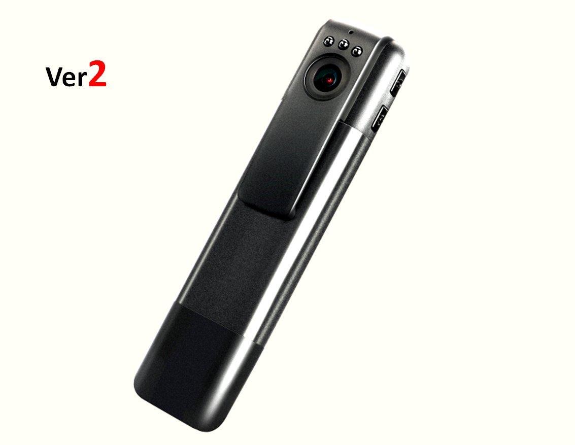 Newstar 小型カメラ ファイナルカム Ver2 高画質 強力 赤暗線 暗視 ネットワーク スマホ Wi-Fi 接続 モニタリング 防犯カメラ スパイカメラ B072XP11SJ