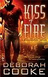 Dragonfire, tome 1 : Kiss of Fire par Cooke