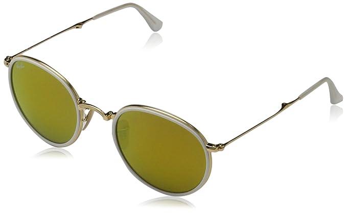 ray ban sonnenbrille herren gelb