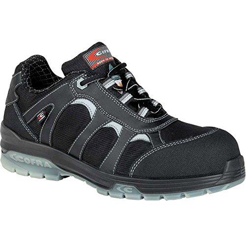 Cofra 20830-CU0.W14 Franklin EH PR Safety Shoes, 14, Black