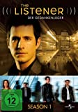 The Listener - Der Gedankenjäger, Season 1 (4 Discs)