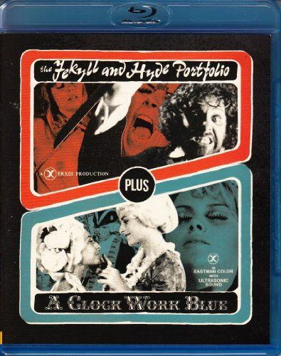 The Jekyll and Hyde Portfolio / A Clock Work Blue - LIMITED EDITION BLU-RAY + DVD Combo Pack - 1,000 Hand-Numbered Copies (Portfolio Edition Limited)