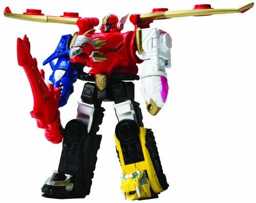 Power Rangers Megaforce Set de vehículos transformables: Amazon.es ...