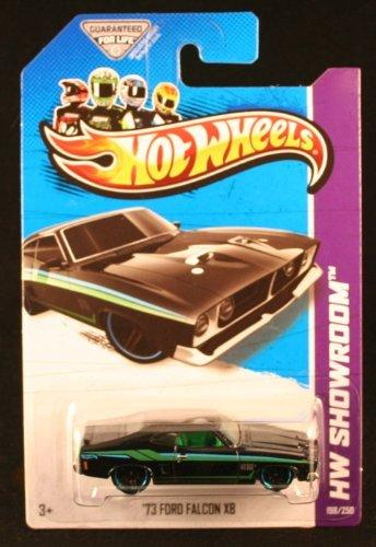 Hot Wheels HW Showroom '73 Ford Falcon XB Black - Falcon Set Ford