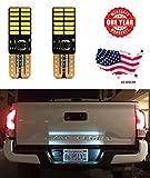 Automotive : LED Monster 2x 168 194 T10 5SMD LED Bulbs Car License Plate Lights Lamp White 12V (24 SMD)