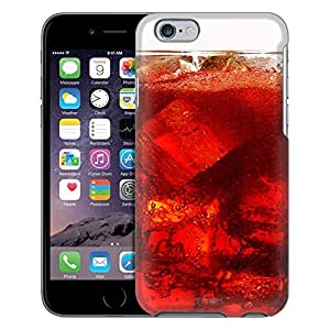 Apple iphone 5c case Snap On Cover by Trek Glass Cherry Soda Case