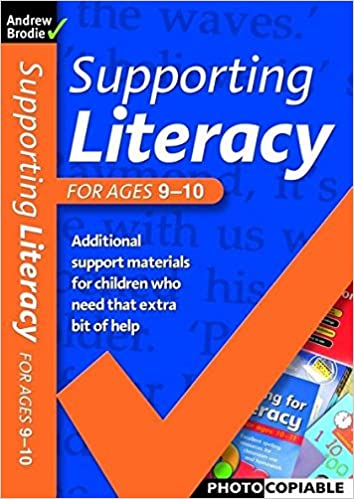 Supporting Literacy Ages 9-10