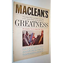 Maclean's, Canada's National Magazine, April 4, 1964 - A Weekend with the Ski Fanatics
