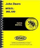 John Deere 660 680 Manure Spreader Parts Manual (JD-P-PC1637)