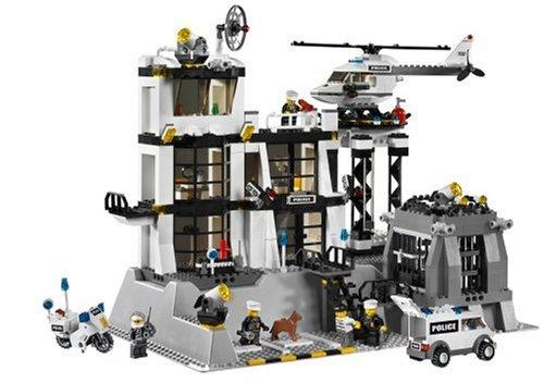 amazoncom lego city police station toys games
