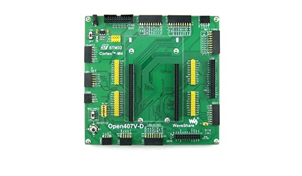 Amazon com: Waveshare Open407V-D Package A STM32 Board